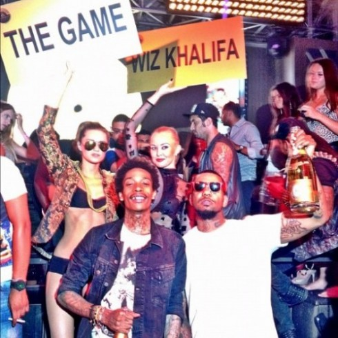 Game ft Chris Brown, Lil Wayne, Tyga, & Wiz Khalifa - Celebration