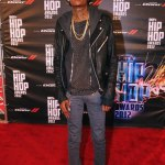 Wiz Khalifa на 2012 BET Hip-Hop Awards. Фото