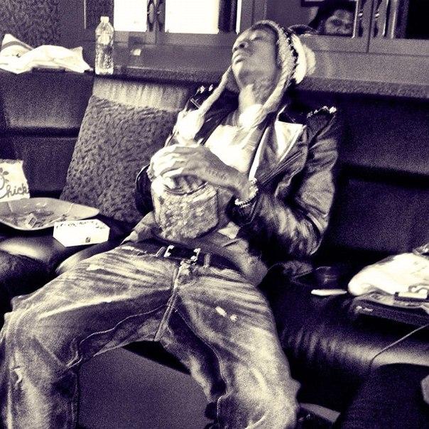 Интервью с мамой Wiz Khalifa