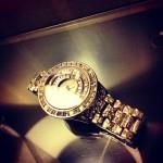 Juicy J (Сочный) купил себе «Rolex» стоимостью около 70 000 $.