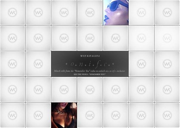 На официальном сайте Wiz'a появилась игра Remember You.