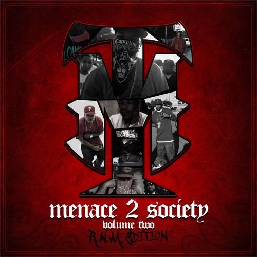 Новый трек с участием Wiz'a, от Compton Menac'а