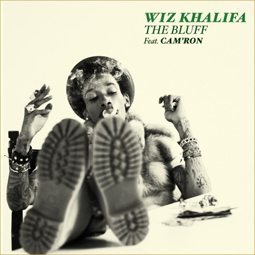Премьера нового сингла. Wiz Khalifa feat. Cam'ron – The Bluff