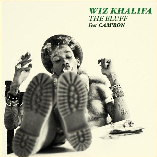 Премьера нового сингла. Wiz Khalifa feat. Cam'ron – The Bluff