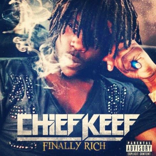 Khalifa появится на грядущем альбоме Chief Keef'a - Finally Rich.