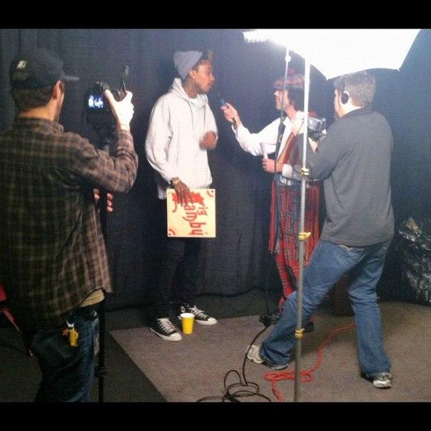 Wiz дал еще одно интервью, на этот раз для радио 96 Montreal.