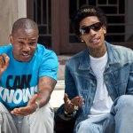 Wiz Khalifa и Cam'ron.