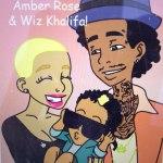 Если верить подсчётам, то Amber Rose родит мальчика уже в январе!