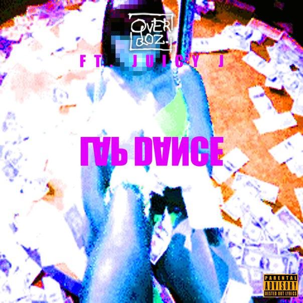 Новый трек OverDoz Feat. Juicy J – Lap Dance