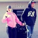 Amber Rose и Wiz Khalifa посетили занятия для будущих родителей