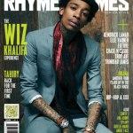 Wiz попал на обложку журнала «Rhymes & Times».