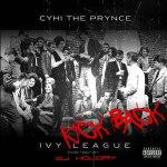 Американский рэпер CyHi The Prynce, подписанный на лейбл Канье Веста «GOOD Music»