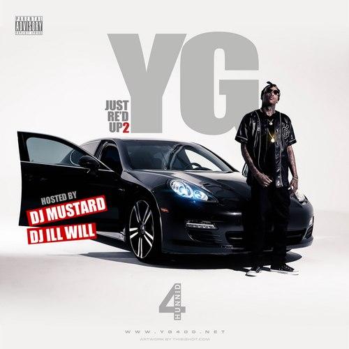 Два новых трека от YG, с участием Wiz'a и Juicy, с нового тейпа первого - Just Re'd Up 2.