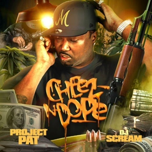 Микстейп Project Pat - Cheez N Dope