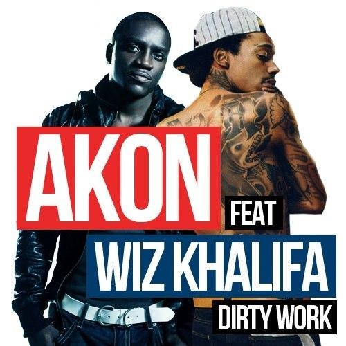 Новый лиричный трек от Akon'a, при участии Wiz'a.