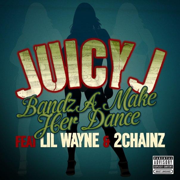 Официальный минус на трек Juicy - Bandz A Make Her Dance.