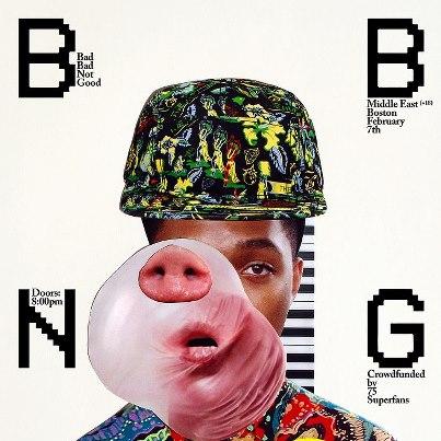 BBNG (BADBADNOTGOOD) - американские ребята