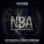 Joe Budden представил обложку грядущего сингла «NBA» (при участии Wiz'a и French Montan'ы).