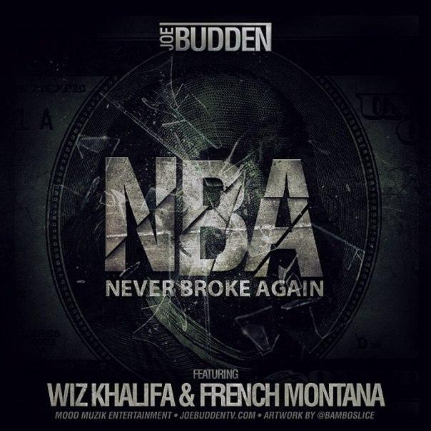 Joe Budden представил обложку грядущего сингла NBA (при участии Wiz'a и French Montan'ы).