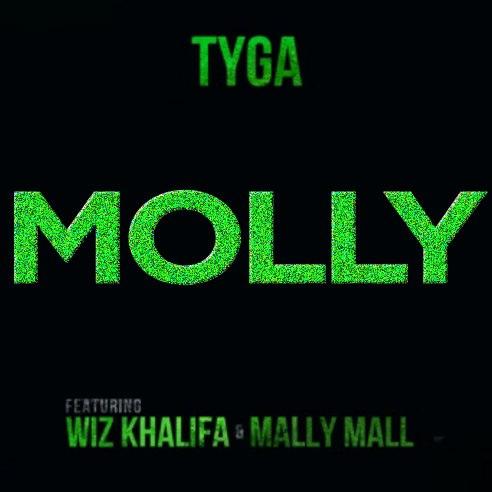 Tyga порадовал новым синглом под названием Molly (при участии Wiz'a и Mally Mall'a).
