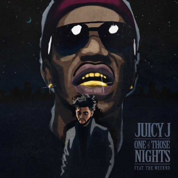 Новый трек «One Of Those Nights», от Juicy при участии The Weeknd