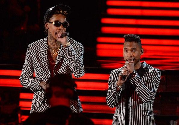 Смотрим и наслаждаемся выступлением Miguel'a с Wiz'ом, на церемонии Grammy 2013, в высоком качестве.