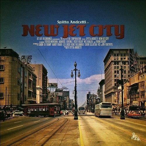 У Curren$y вышел новый микстейп «New Jet City»