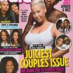 Wiz и Amber попали на обложку мартовско-апрельского номера журнала «Juicy».