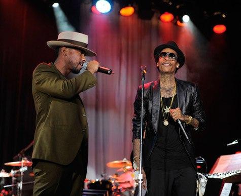 Wiz Khalifa и Miguel выступят вместе на церемонии Grammy.