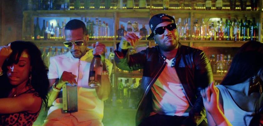 """Премьера клипа """"Show Out"""" от Juicy J, при участии Big Sean и Young Jeezy"""