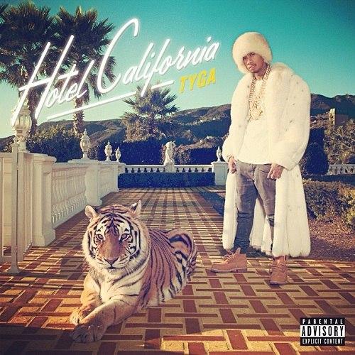 """Сегодня стало известно, что Khalifa появится на грядущем альбоме Tyga - """"Hotel California""""."""