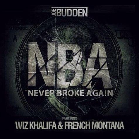 """Только что состоялась, премьера клипа """"NBA"""" от Joe Budden'a, при участии Wiz'a и French Montan'ы."""