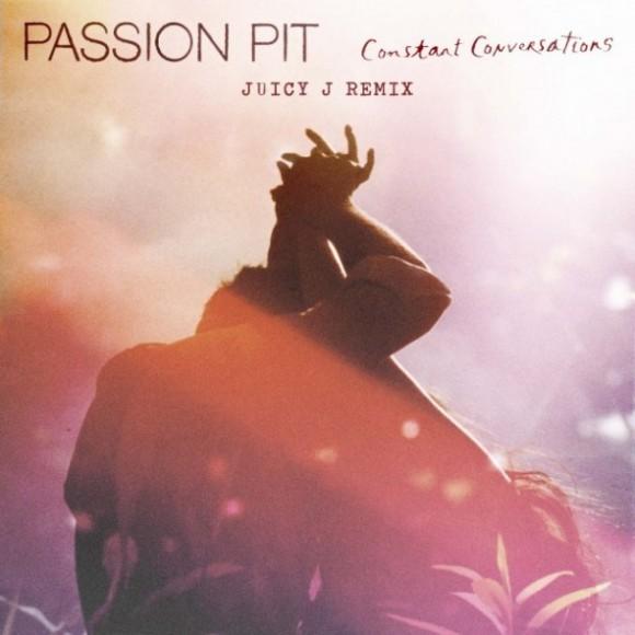 Remix на трек Constant Conversations при участии Juicy J