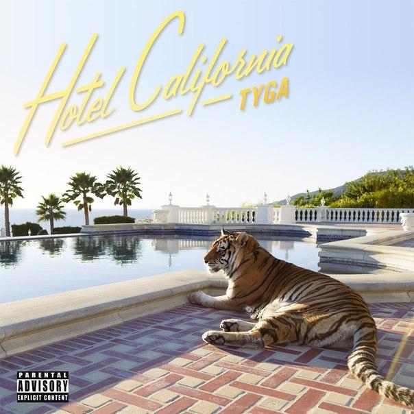 Новый трек от Tyg'и с участием Wiz'a, с грядущего альбома первого - Hotel California