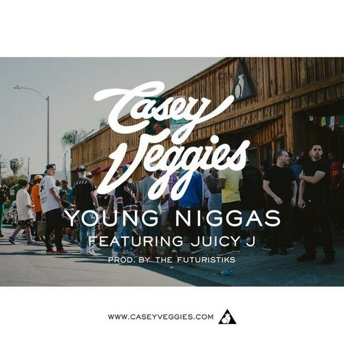 Casey Veggies с участием Juicy J – Young Niggas