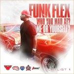 Juicy J появятся на грядущем микстейпе Funkmaster Flex — «Who You Mad At? Me Or Yourself?»