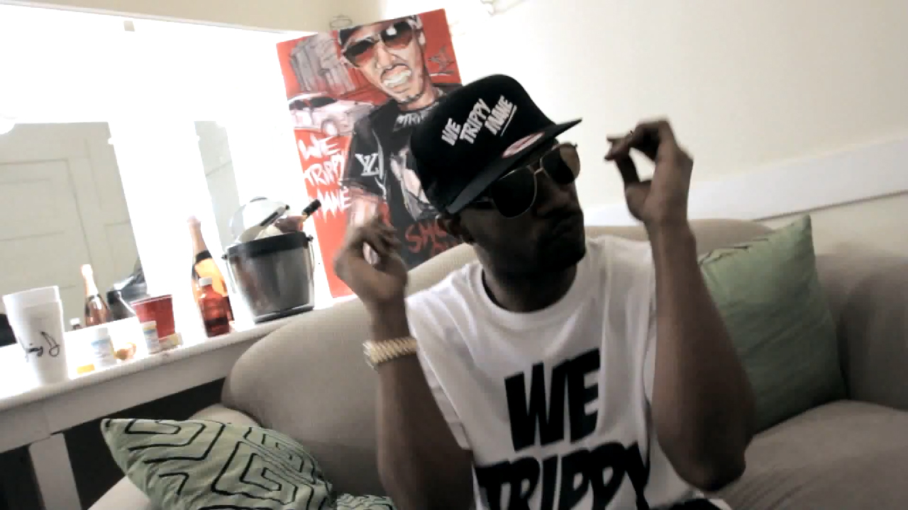 Премьера клипа «Boss Nigga»