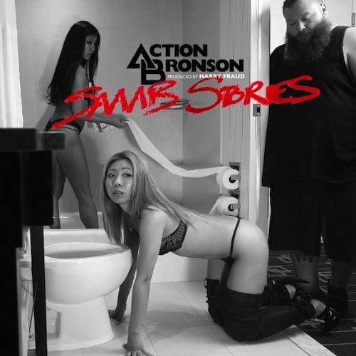 Обещанный трек от Action Bronson'a и Wiz'a, с грядущего мини-альбома первого - «Saaab Stories»
