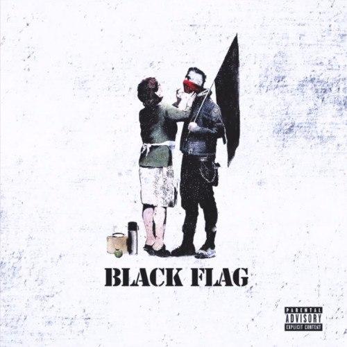 Сегодня стало известно, что Wiz появится на грядущем бесплатном альбоме у Machine Gun Kelly – «Black Flag»