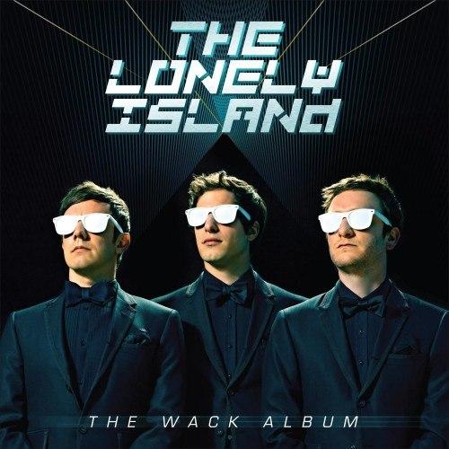 Третий альбом американской комедийной группы The Lonely Island с замечательным названием «The Wack Album»