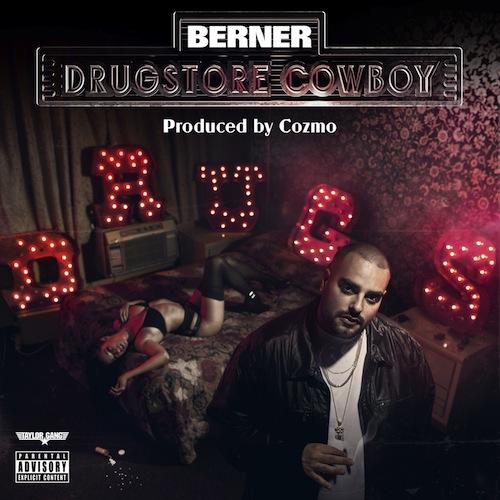 Новый трек от Berner'a при участии Ty Dolla $ign'a и Problem'a.