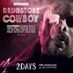 Остаётся чуть больше суток до выхода официального тейпа Berner'a — «Drugstore Cowboy».