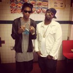 Сегодня завершились съемки клипа на трек Big K.R.I.T.'a — «Only One», при участии Wiz'a и Smoke DZA.