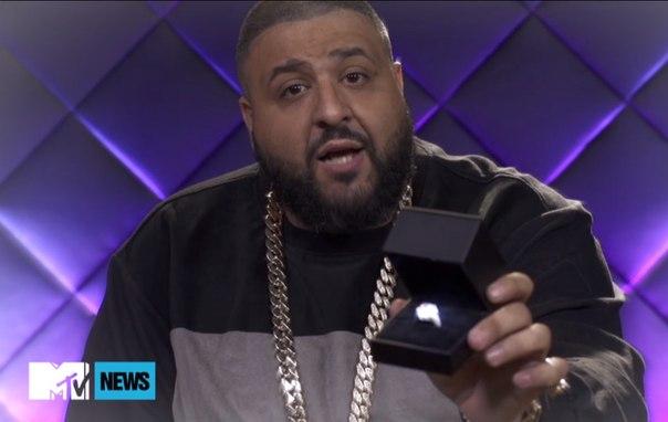 Шутил ли DJ Khaled, делая предложение Nicki Minaj прямо на MTV