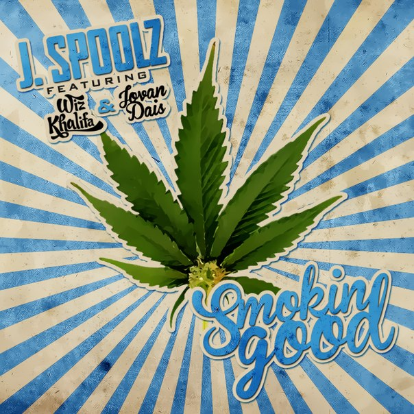 J Spoolz с участием Wiz Khalifa & Jovan Dais – Smokin Good