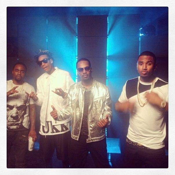 Juicy J представил видео на сингл «Bounce It».