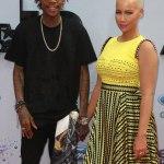 Wiz и Amber. «BET Awards 2013»: Красная ковровая дорожка.