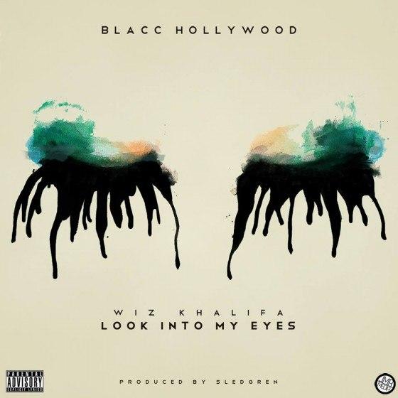 Wiz Khalifa первая весточка с альбома «Blacc Hollywood».