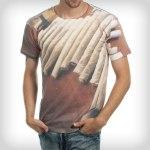 Новая линия футболок и маек от Wiz'a на лейбле «Spencers».