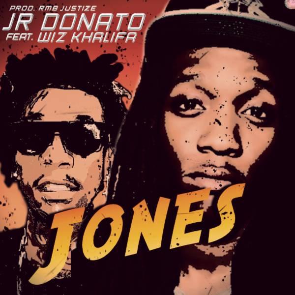 Новый трек от J.R. Donato с участием Wiz'a!